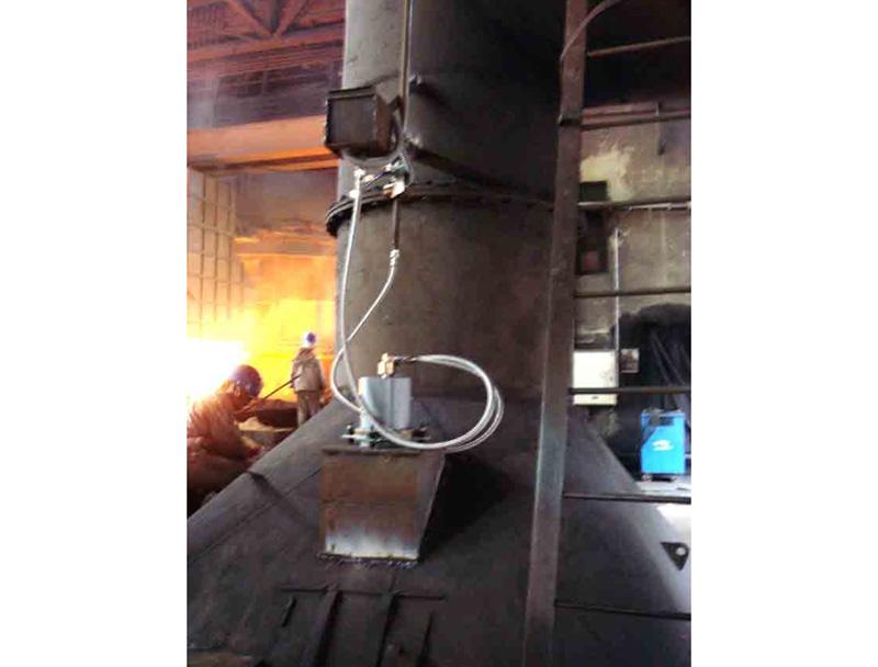 高炉铁水灌装管理系统