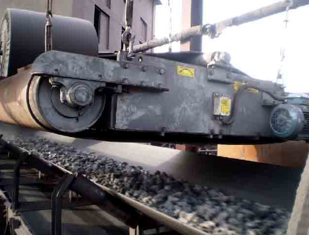非磁性矿除铁装置