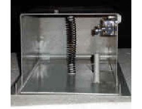 溜槽堵塞检测装置