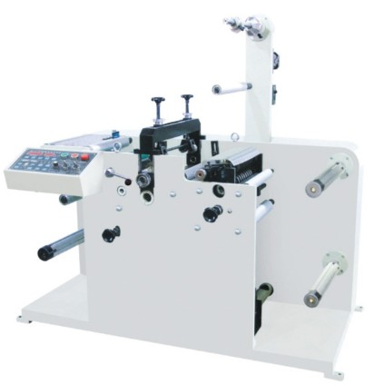 HYF320C圆刀模切加分切机