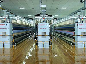 江苏贝博app手机版科技股份有限公司-高档针织纱生产线