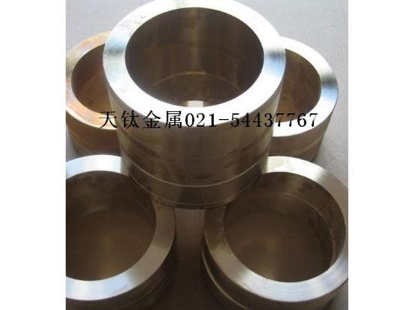 日本牌号铝青铜系列