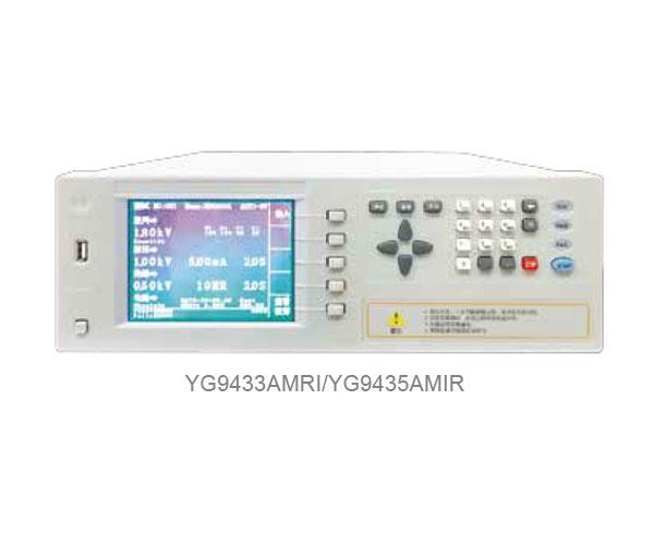 YG9XXX系列综合测试仪(匝间.直流电阻.耐电压.绝缘电阻测试仪)