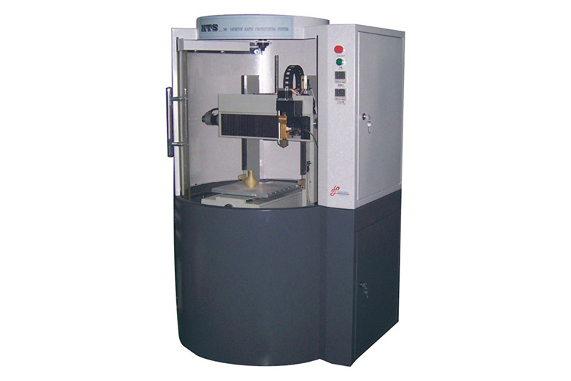 TS series vertical melt extrusion rapid prototyping machine