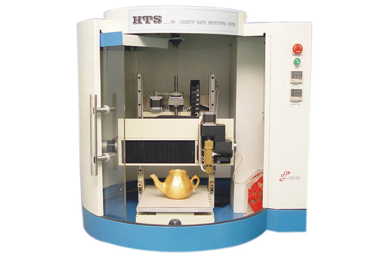 The Principle of HTS Rapid Prototyping System