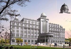 安徽裕安行政中心
