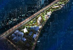上海延中绿地地下空间