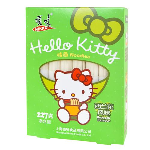kitty挂面 西兰花风味