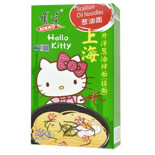 kitty挂面 上海开洋葱油拌面