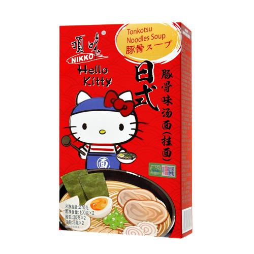 kitty挂面 日式豚骨味汤面