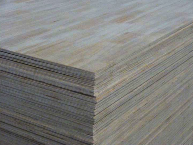 杉木贴面多层板