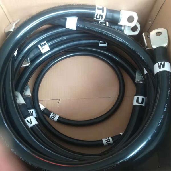 双层绝缘电缆组件