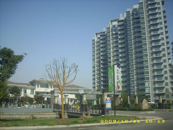 昆山沿沪产业带三号地块商住项目(一期)供应及安装消防承包工程