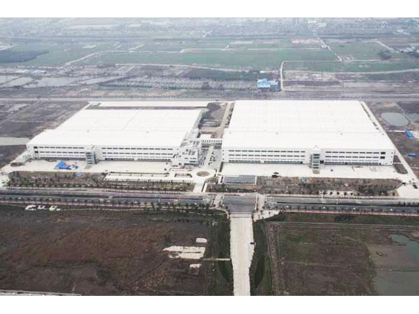 耐克体育(中国)有限公司物流中心项目一期工程
