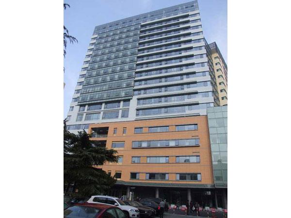 上海市第六人民醫院門診醫技干保綜合樓