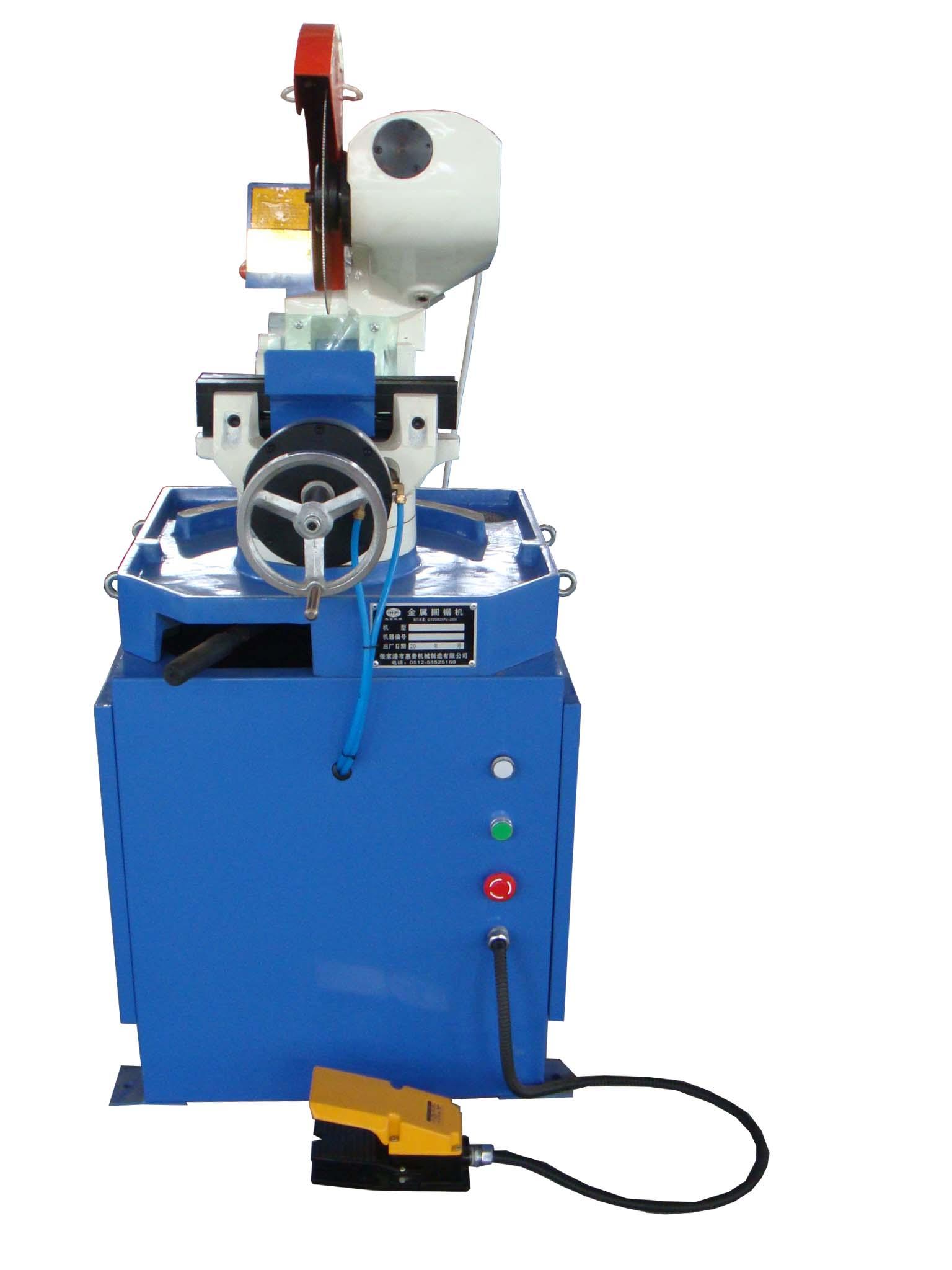 HP-315AC气动切管机