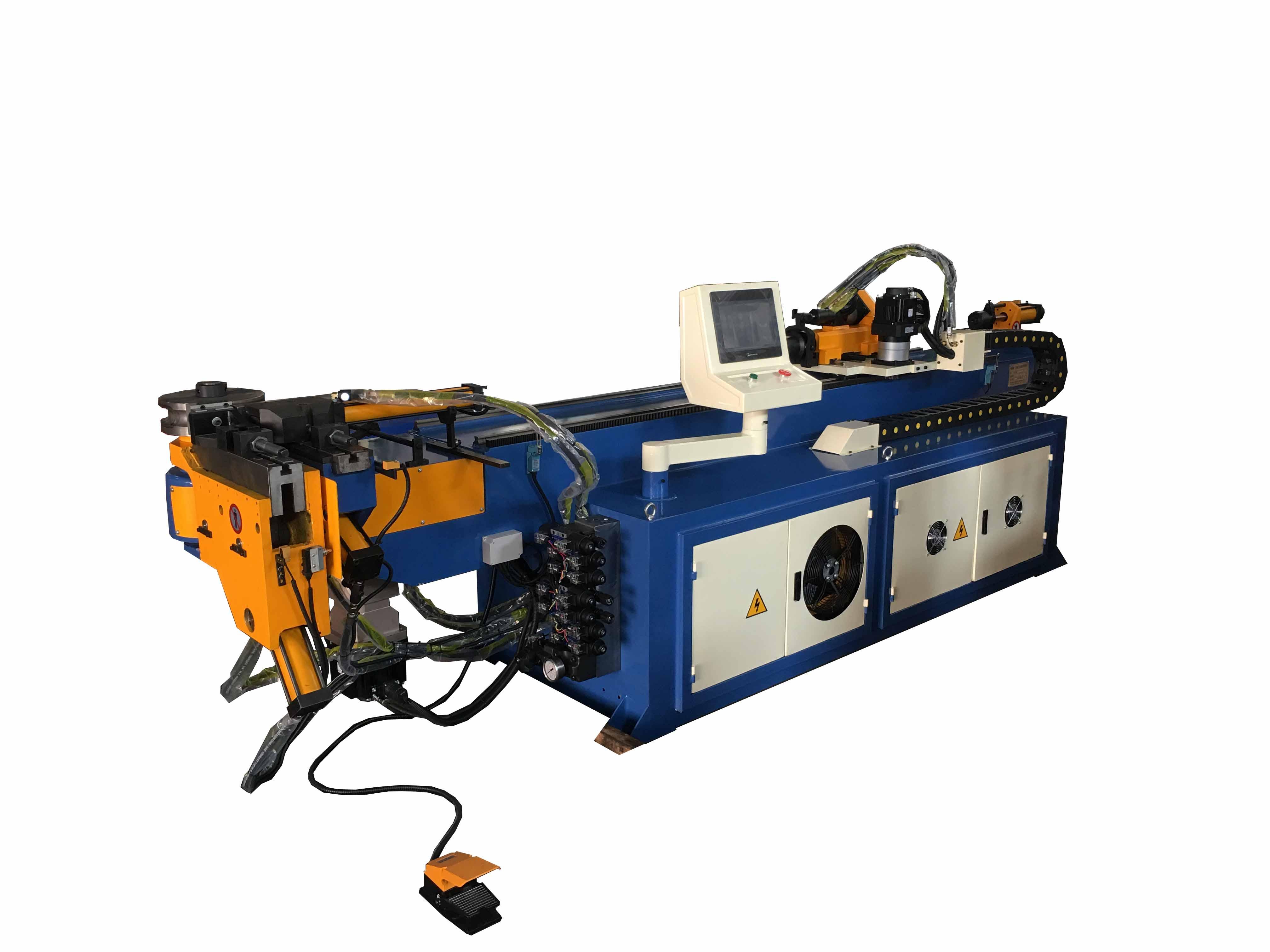 HP-CNC全自动多层模弯管机