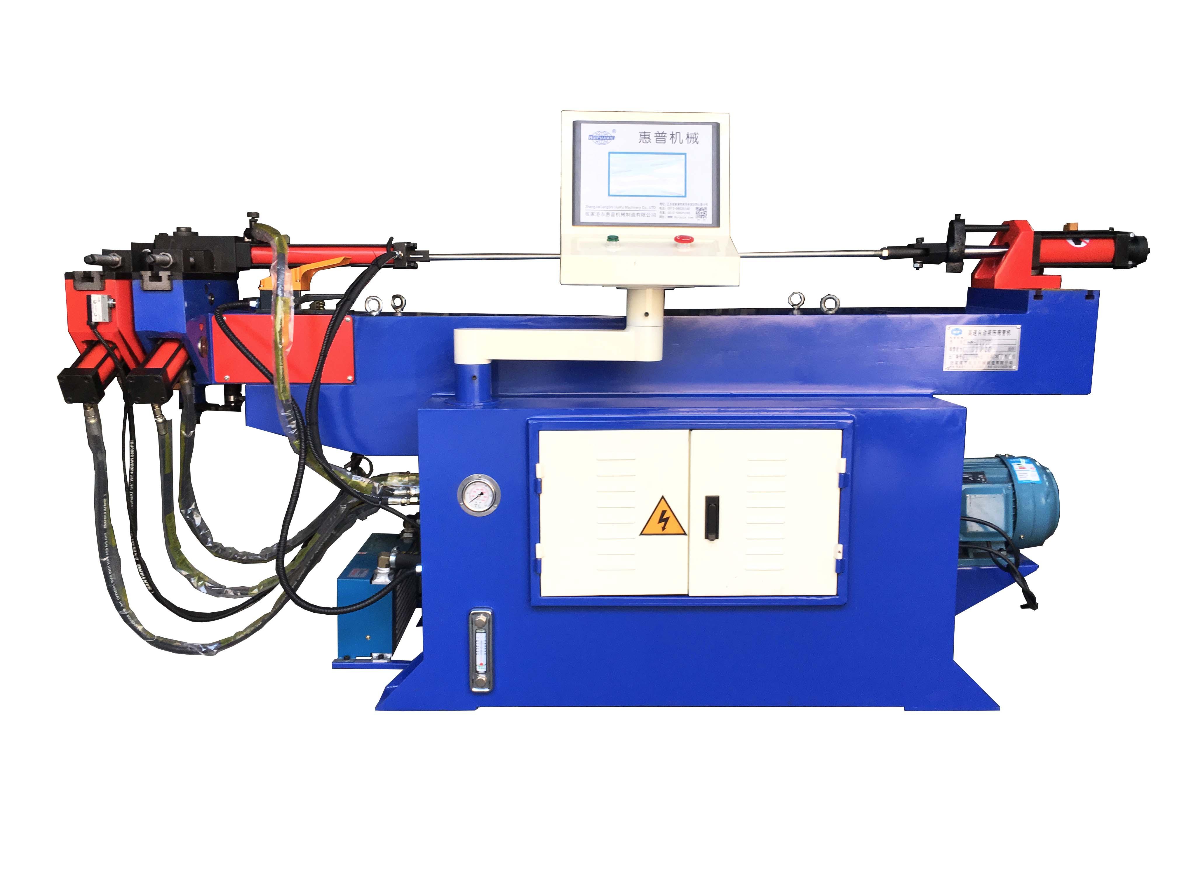 HP-D50NC液压弯管机