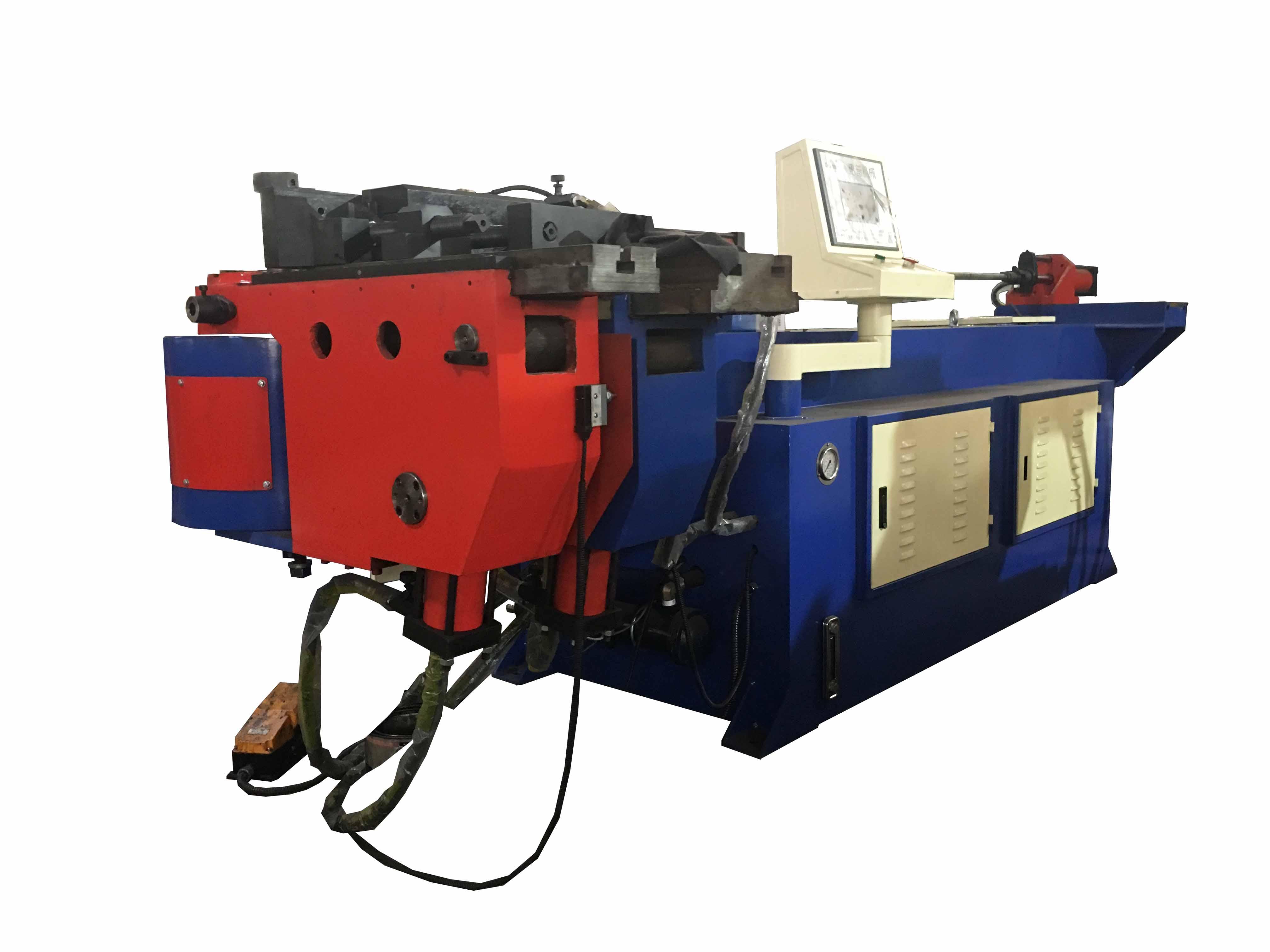 HP-D65NC液压弯管机