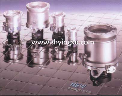 C09 涡轮分子泵系列 --TURBOVAC SL 系列分子泵