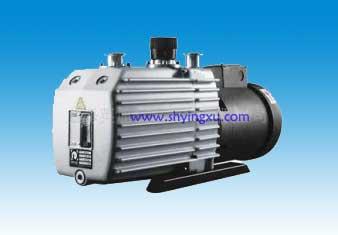 莱宝D8C双级旋片泵 单相电机