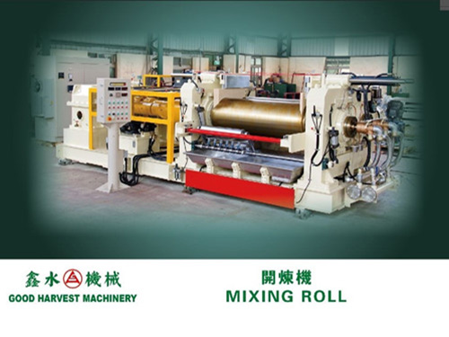Rubber Mixing Roll