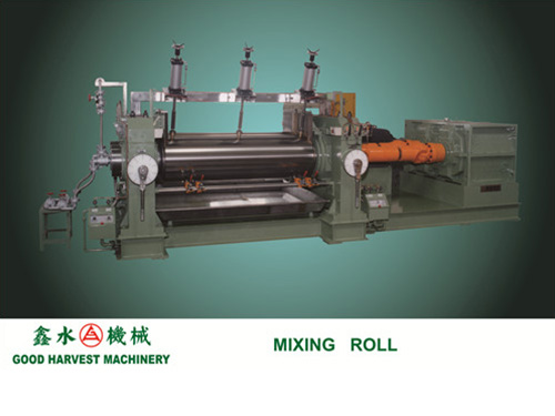 Mixing Roll