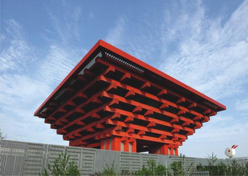 中国国家馆钢结构复核测量