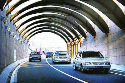 上海复兴东路隧道健康监测