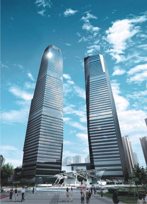 上海国金中心基坑监测