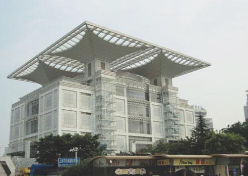 上海城市规划展示馆基坑监测