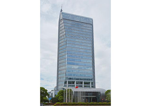 安亭国际汽车城大厦