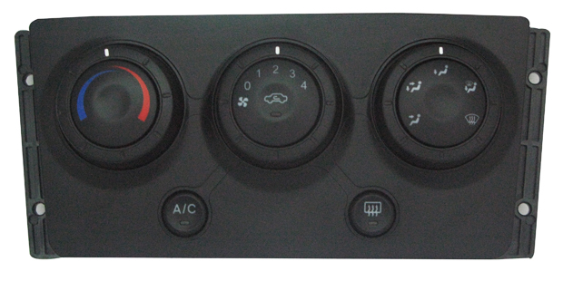 汽车空调控制器