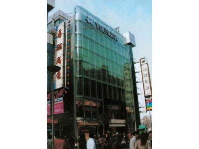 南京路雅戈尔大厦改建工程(7层)