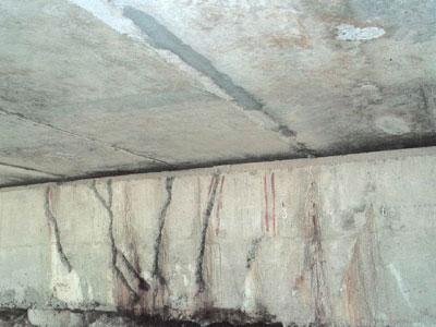 某桥基下沉造成盖梁开裂采用注浆进行加固