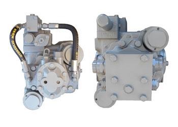 PV20~24系列通轴泵、马达