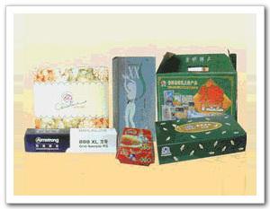金银卡包装盒