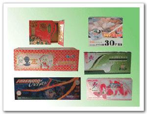 彩印纸箱系列