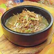 石锅茶树菇