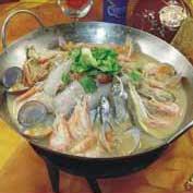 鱼杂蟹锅仔