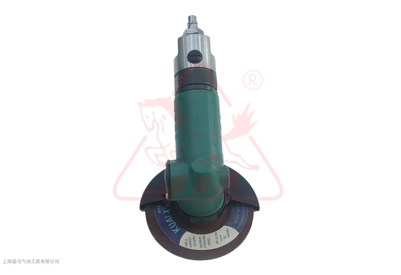 SXJ125-110°开启把式气动角磨机