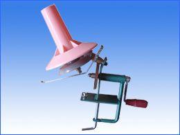 花样书、绕线器、伞架、压线器