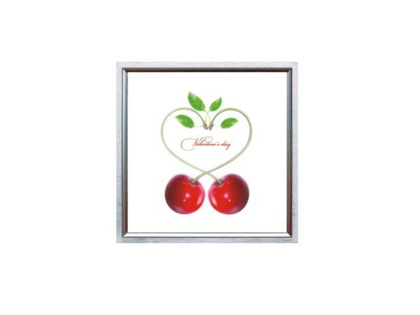 红樱桃(8W)LED平板照明