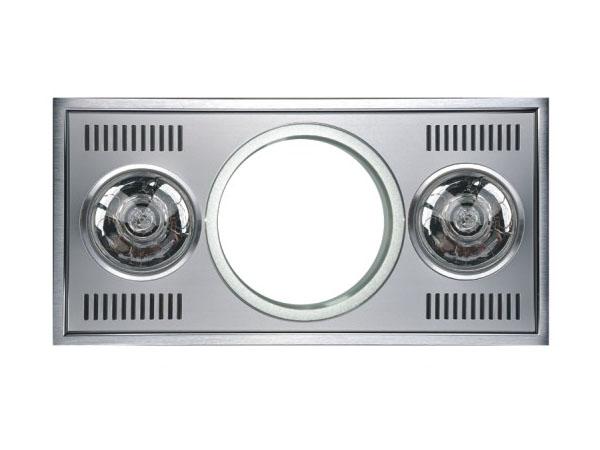 600DZH-12(610W)二灯+照明+换气