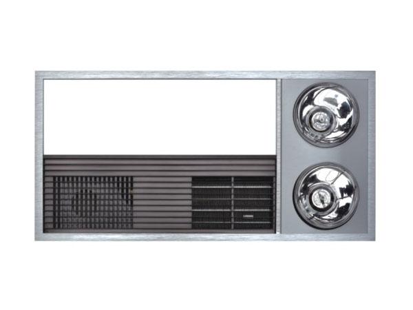 600F-1581(2650W)金属PTC+吹风++LED照明+灯暖+换气
