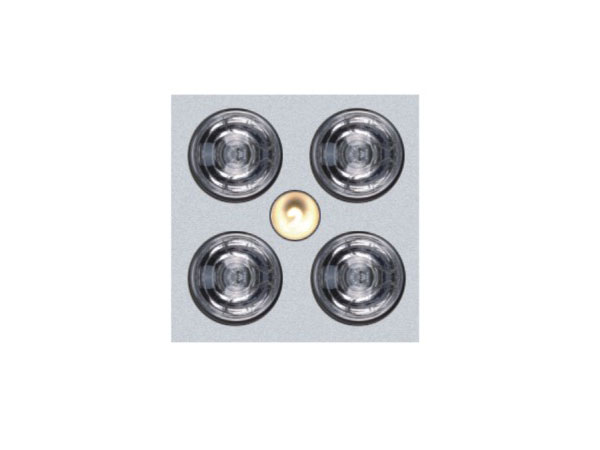 D-02(1120W)四灯取暖+照明