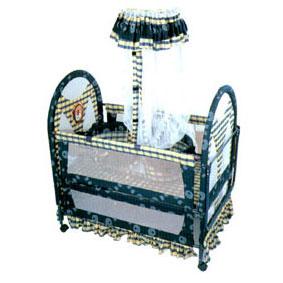 婴儿布艺床 9306