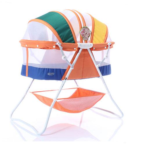 婴儿摇篮 橘色