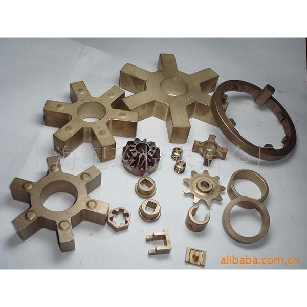 粉末冶金铜基齿轮