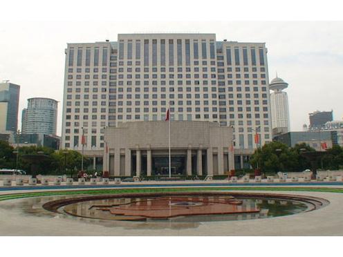 上海市政府大厦